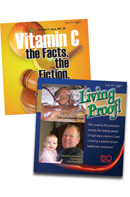 2-Disc DVD set: 'Living Proof!' and 'Vitamin C: The Facts, the Fiction, and the Law'