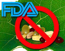 FDA guidelines may pull 1,000s of safe, effective supplements from store shelves